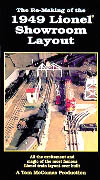 Re-Making of the 1949 Lionel Showroom Layout