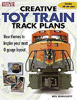 Books Illustrating Popular Lionel Track Plans