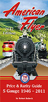 TM's Pocket Price Guide American Flyer Trains 1946-2012