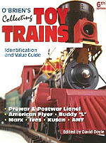 O'Brien's Collecting Toy Trains