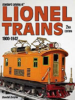 Books That Are Train Identification Guides For Pre-war Era Lionel Trains 1900 - 1942