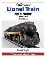 Warmans Lionel Train Field Guide