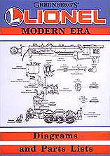Books Detailing Lionel Repair Parts