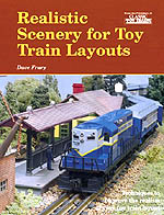 Realistic Scenery For Toy Train Layouts