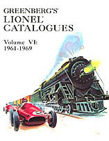 Greenberg's Lionel Catalogs