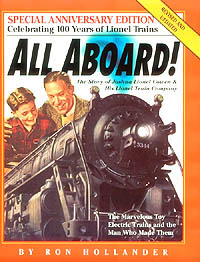 All Aboard! : The Story of Joshua Lionel Cowen & His Lionel Train Company