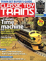 Magazines that contain information about Lionel Trains