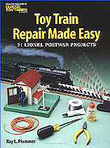 Books About Repair and Maintenance of Lionel Trains