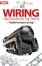lionel layout bookswiring handbook for toy trains
