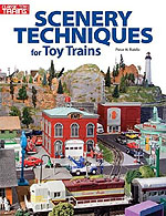 Scenery Techniques for Toy Trains