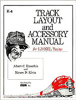 Track Layout and Accessory Manual for Lionel Trains