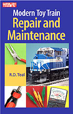 Modern Toy Train Repair and Maintenance