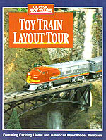 Toy Train Layout Tour