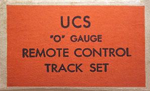 Cool Lionel Trains Ucs Uncoupling Control Track Section Wiring 101 Mentrastrewellnesstrialsorg